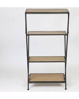 17 Stories Etagere Multi-tiered Bookcase STSS7610