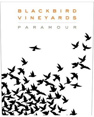 Blackbird Vineyards 2016 Paramour Napa Valley Proprietary Red - Bordeaux Blends Red Wine