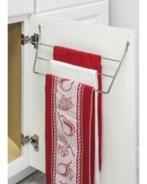 Hardware Resources Door Mount 3 Tier Dishcloth Rack DTH-PC-R