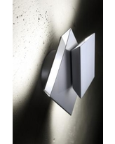 "Holtkoetter Cubic Dual Swivel 6"" High LED Wall Sconce"