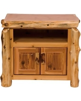 "Fireside Lodge 34"" TV Stand 14246"