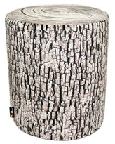 Playscapes MeroWings Tree Stump Cylinder Soft Seating MW160ASH
