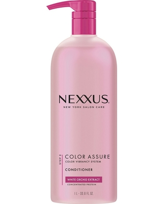 Nexxus Hair Color Assure Conditioner For Color Treated Hair with ProteinFusion - 33.8 fl oz