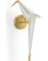 Chelsea House Origami Bird 12 Inch LED Wall Sconce - 69602