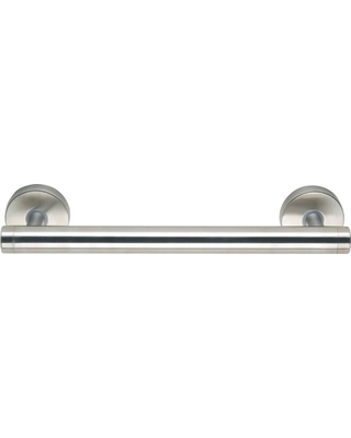 No Drilling Required Draad Premium Stainless Steel Euro Grab Bar Shower Door Handle In Brushed