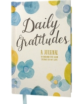 Green Inspired Daily Gratitude Journal, Multi-Colored
