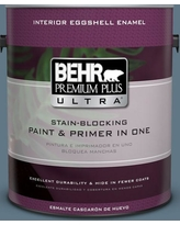 Don T Miss Sales On Behr Pro 5 Gal Ppu13 03 Catalina Coast Eggshell Interior Paint