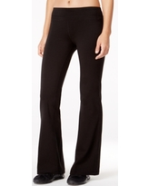 Ideology Rapidry Bootcut Yoga Pants, Only at Macy's