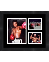Frames By Mail Muhammad Ali Collage Framed Photographic Print TP05-11-00-BOXMA3