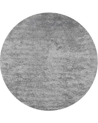 East Urban Home Contemporary Gray Area Rug W000314885 Rug Size: Rectangle 5' x 7'
