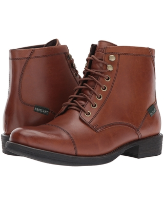 Eastland 1955 Edition High Fidelity (Tan Leather) Men's Lace-up Boots