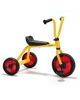 Winther Duo Tricycle, Yellow, Ages 3-5 Years (WIN582)