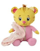 Daniel Tiger's Neighborhood Cute and Cuddly Baby Margaret Plush Pink/Yellow