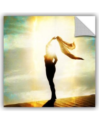 """ArtWall Body Light by Elena Ray Removable Wall Decal 0ray029a Size: 24"""" H x 24"""" W x 0.1"""" D"""