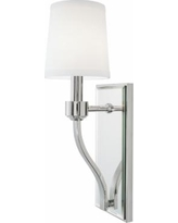 Norwell Roule 17 Inch Wall Sconce - 5611-PN-WS
