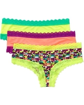 Cheekster & Thong Panties Collection