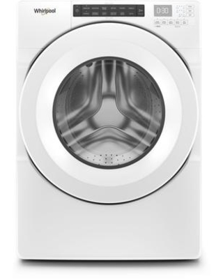 """WFW560CHW 27"""" Closet Depth Washer with 4.3 cu. ft. Capacity 14 Cycles 6 Options 4 Temperatures and 1200 RPM in"""