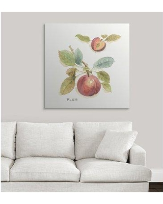 "Great Big Canvas 'Orchard Bloom IV' by Lisa Audit Painting Print 2416625_1 Size: 35"" H x 35"" W x 1.5"" D Format: Canvas"