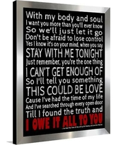 """PicturePerfectInternational """"I've Had the Time of My Life"""" Framed Textual Art 704-3125 Size: 17.5"""" H x 13.5"""" W x 1"""" D"""