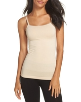 Women's Yummie Seamlessly Shaped Convertible Camisole, Size Medium/Large - Beige