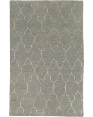 Darby Home Co Moreton Hand-Knotted Neutral Area Rug DRBC7369 Rug Size: Rectangle 2' x 3'