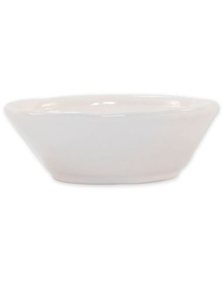 viva by VIETRI Fresh Small Oval Bowl in Linen