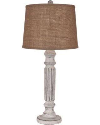 "Highland Dunes Jakob Ribbed 32"" Table Lamp HIDN5382"