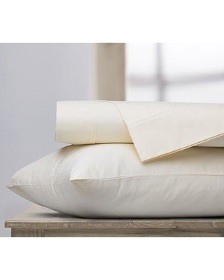 Ardor Home 400 Thread Count 100% Cotton Sheet Set S400 Color: Ivory Size: King