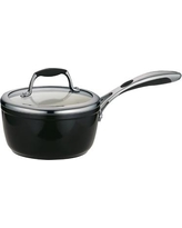 Tramontina Gourmet Ceramica Deluxe Saucepan with Lid 80110/024DS/80110/025DS Size: 1.5-qt.