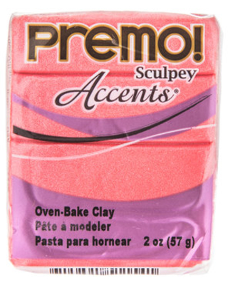 Sunset Pearl Premo! Accents Clay - 2 Ounce