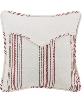Beachcrest Home Malabar Stripe Envelope Throw Pillow BCHH7182