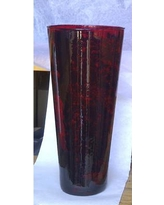 Womar Glass Spotted Vase GD016087