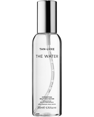 TAN-LUXE THE WATER Hydrating Self-Tan Water Light/Medium 6.76 oz/ 200 mL