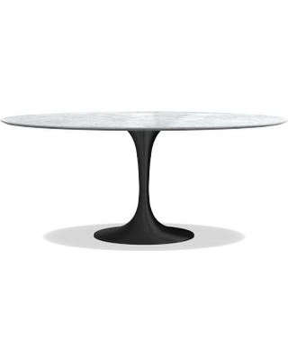 7625aba0447f Spring Shopping Special  Tulip Pedestal Oval Dining Table