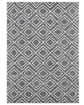 Don T Miss Sales On Mccaysville Stellan Shag Gray Area Rug Ivy Bronx Rug Size Rectangle 5 3 X 7 2