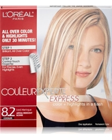 L'Oréal Paris Couleur Experte Hair Color + Hair Highlights, Medium Iridescent Blonde - Ice
