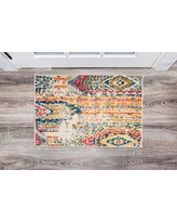 Rugshop Sky Collection Bohemian Area Rug 2' x 3' Multi
