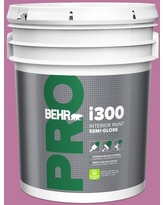 Amazing Deal On Behr Pro 5 Gal S H 690 Interlude Semi Gloss Interior Paint