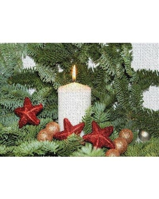 East Urban Home Advent Green Area Rug X113215928 Rug Size: Rectangle 3' x 5'