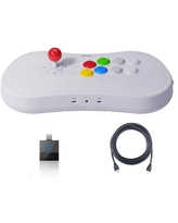 NEOGEO Arcade Stick Pro Controller Pack - HDMI and Gamelinq Controller (PS3,PS4,Switch Connectivity) Included