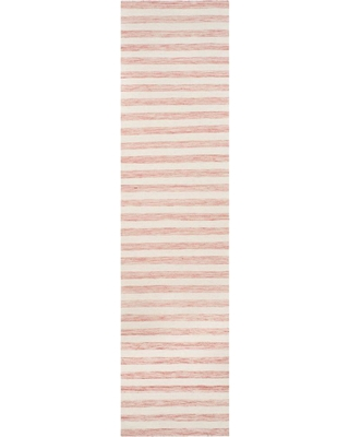 Check Out Deals On Safavieh Dhurries Rust Ivory 3 Ft X 10 Ft Runner Rug
