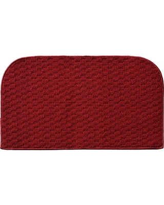 Garland Rug Town Square Chili Red 2 ft. x 3 ft. Area Rug