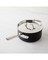 All-Clad NS1 Nonstick Induction Sauce Pan, 3-Qt.