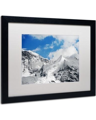 """Trademark Fine Art 'Ethereal' by Philippe Sainte-Laudy Framed Photographic Print PSL0304-B1 Matte Color: White Size: 16"""" H x 20"""" W"""