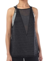 Vimmia Women's Relax V Back Tank Top - Small - Black