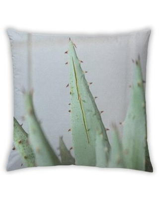 Plants Leaves 116 Throw Pillow Floral Throw Pillow