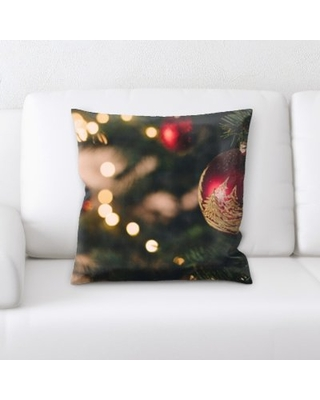 Congo Christmas Decorations Throw Pillow The Holiday Aisle