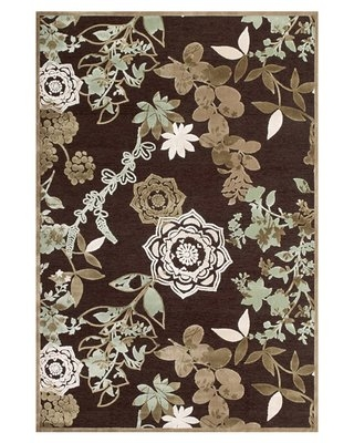 "Champine Area Rug Charlton Home Rug Size: Rectangle 2'2"" x 4'"