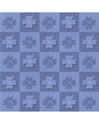 East Urban Home Abstract Wool Blue Area Rug W002501886 Rug Size: Square 3'