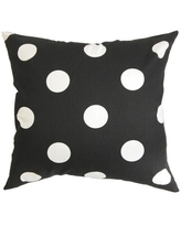 Shopping Special For The Pillow Collection Indoor Cotton Throw Pillow The Pillow Collection Color Black Size 18 X 18